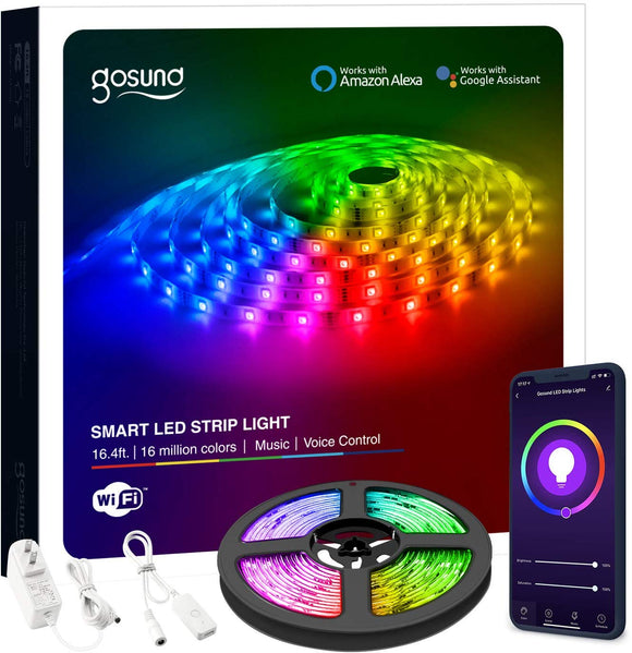 Tira de Luces Smart LED marca Gosund