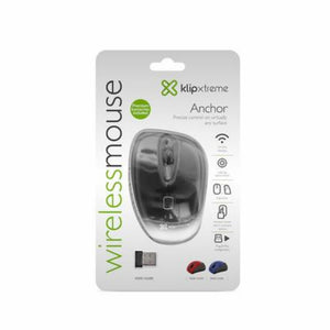 Mouse Inalambrico Bluetooth - Klip Xtreme - Anchor