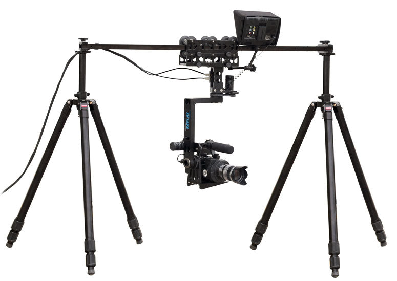 RAYO dolly slider underslung use