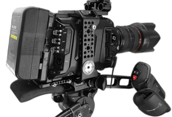 camera cage for blackmagic ursa camera