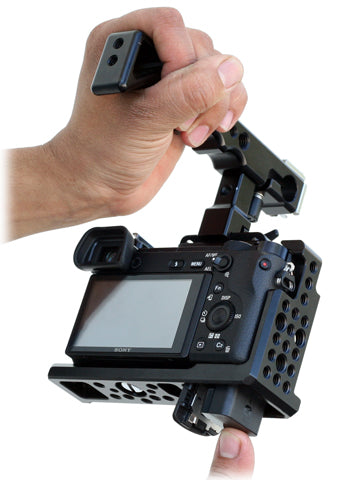 Camera cage for Sony Alpha