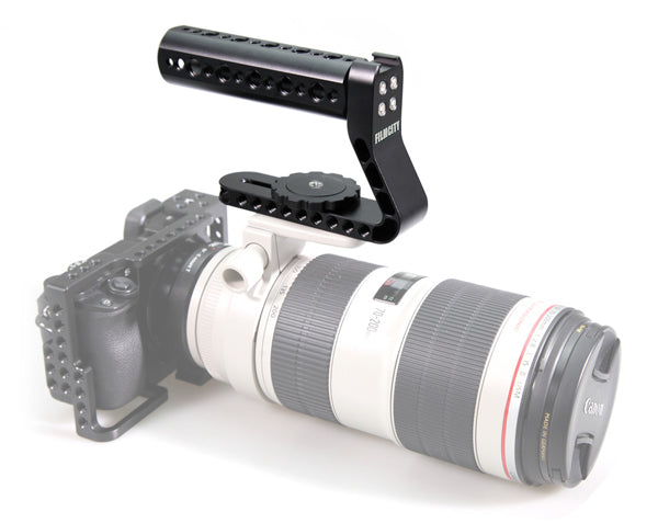camera top handle for DSLR