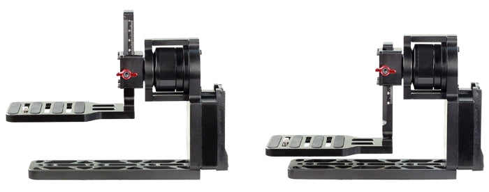Gimbal for camera stabilizer