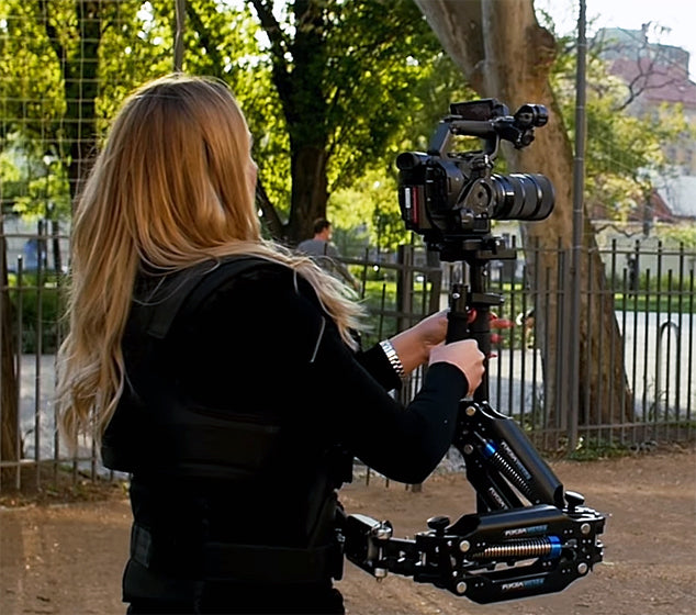 Steadycam Arm and vest