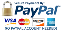Paypal accepts Credit/Debit Card payments on Proaim