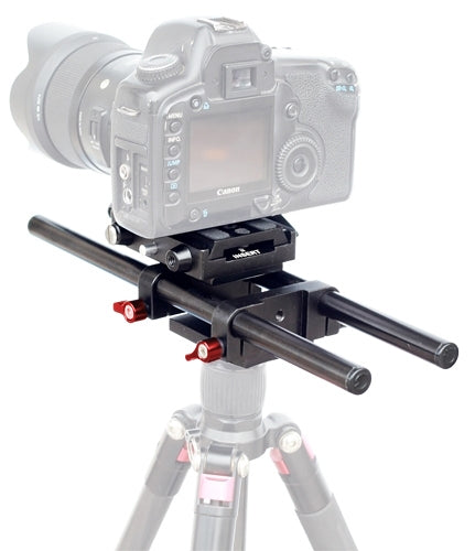DSLR camera rod support