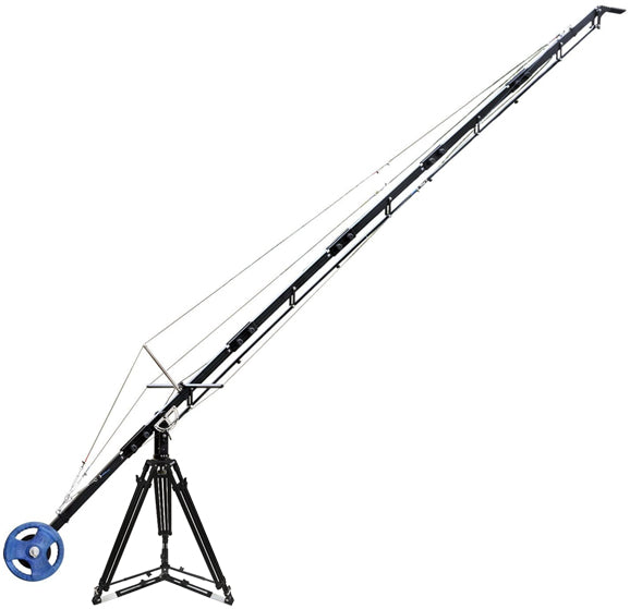 lightweight travel jib crane