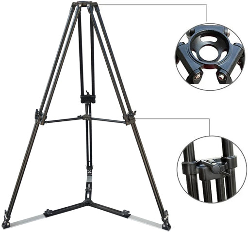 Tripod Stand with Aluminum Spreader
