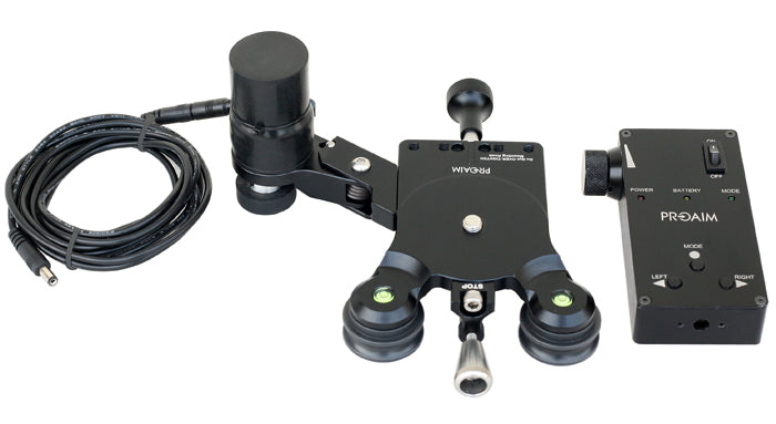 camera slider with curved-180