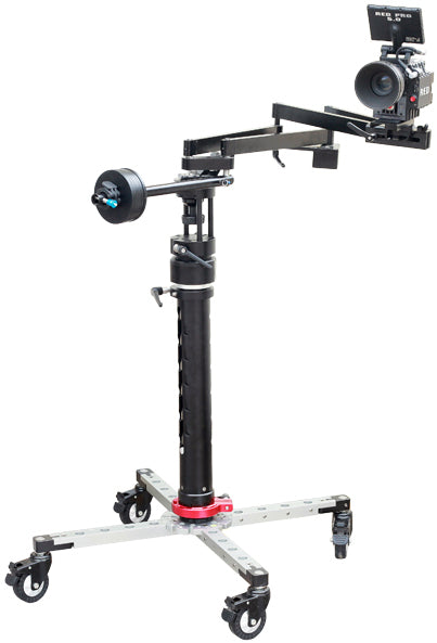 camera dolly euro base, Bazooka & Slider