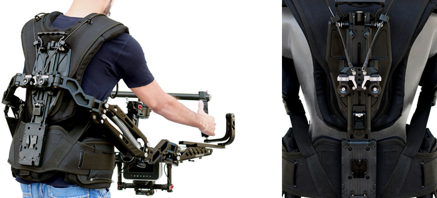 Gimbal Arm Vest Support