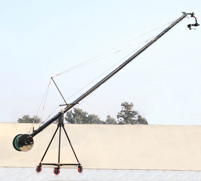 Camera Crane Film Production Package