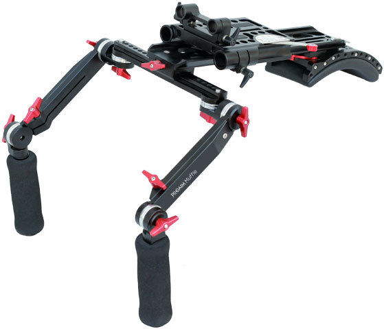 Digital Camera Shoulder Rig