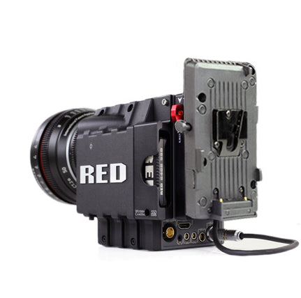 Battery Plate for Red Scarlet Epic Camera