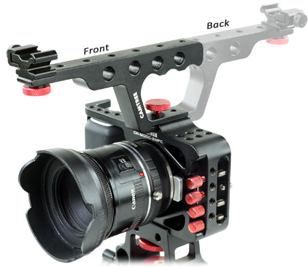 cage for blackmagic pocket camera