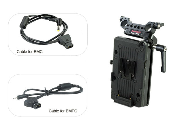 video camera power supply