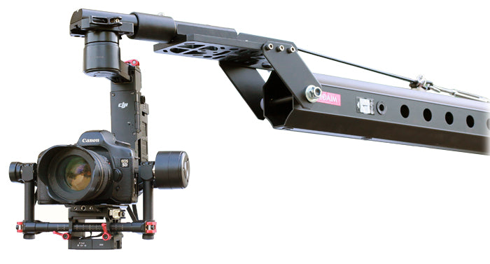 Heavy duty Cinema crane