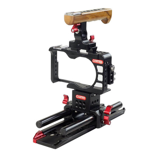 Camtree Hunt Camera Cage With Handle & Baseplate