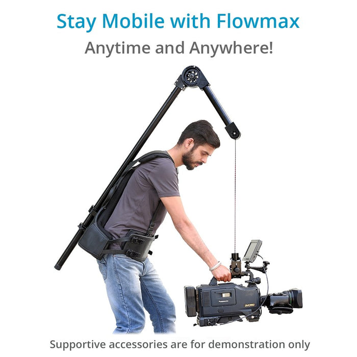 Proaim Flowmax Body Support for Heavy Cameras & Gimbals, 10-25kg/22-55lb