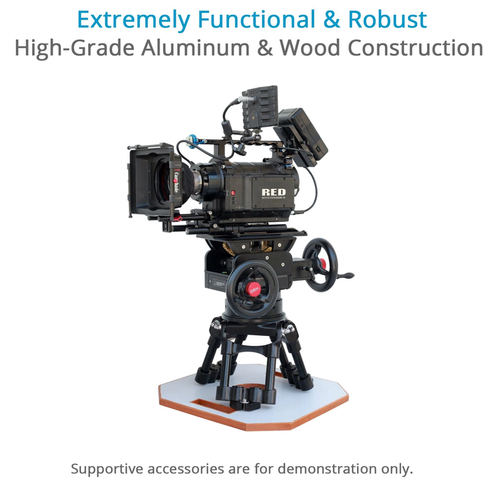 Proaim Heavy-Duty Cinema Hi-Hat with Board