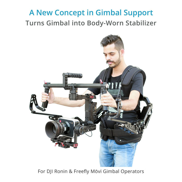 Proaim Seagull Arm Vest Support for Ronin & MōVI Gimbals