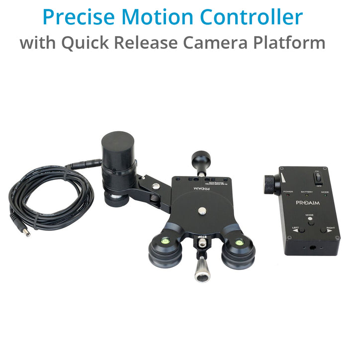 Proaim Curve-180 Curved Circular Camera Slider with Motion Control