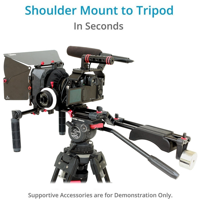 Filmcity Professional Camera Support Kit