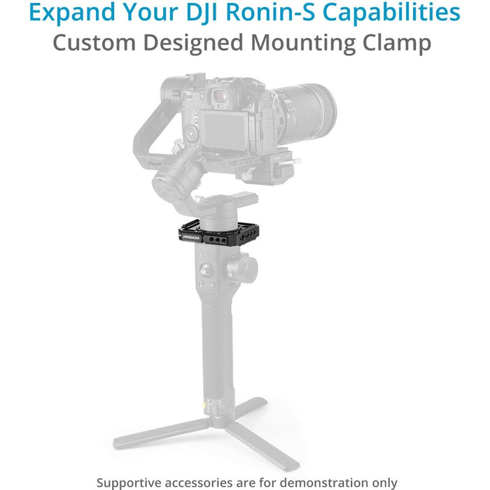 Proaim Accessory Mounting Clamp for DJI Ronin-S Gimbal