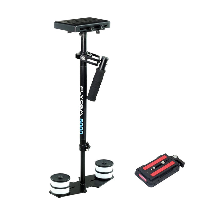 Flycam 5000 Video Camera Stabilizer with Unico Quick Release