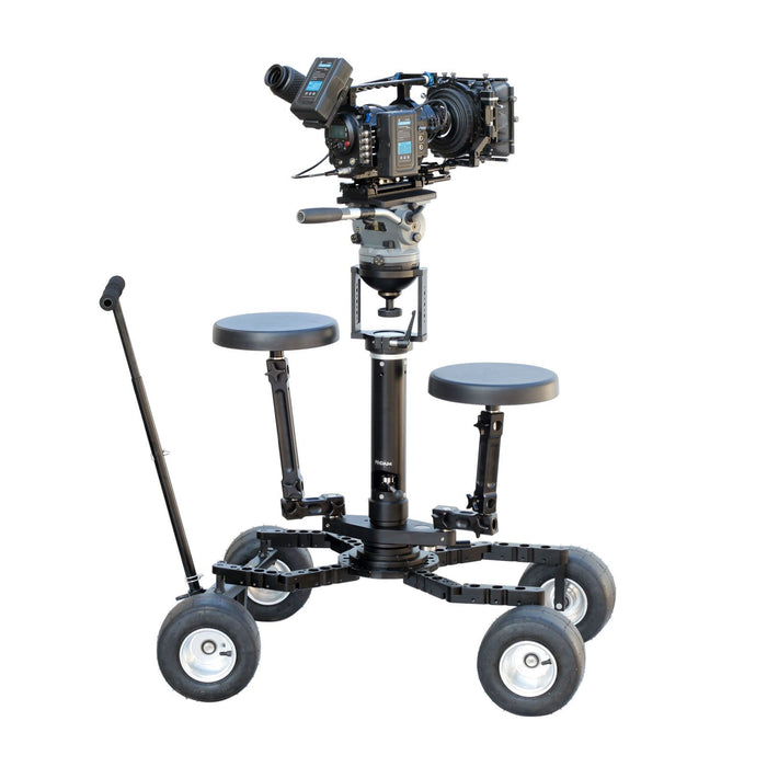 Proaim Dolly Seat & Seat Arm Riser Extensions