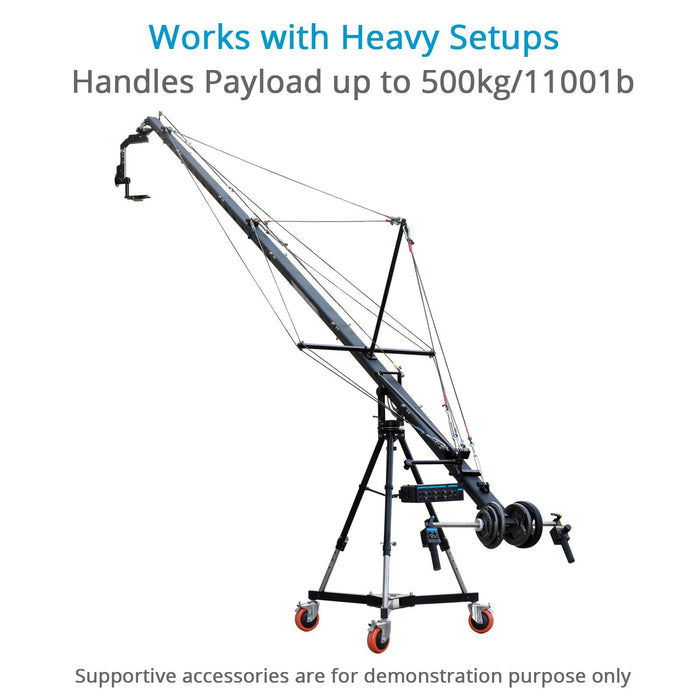 Proaim Anchor Heavy-duty Camera Dolly
