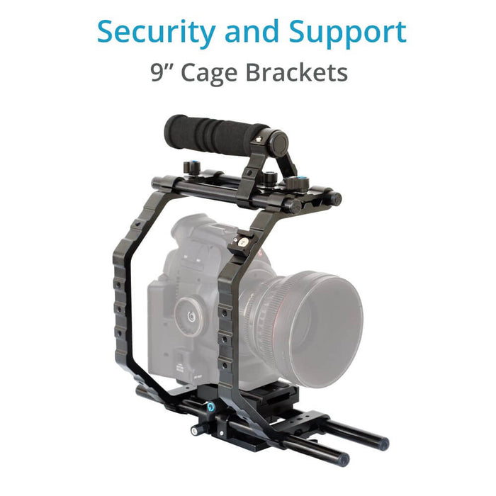 "Proaim 9"" Video Camera Cage"