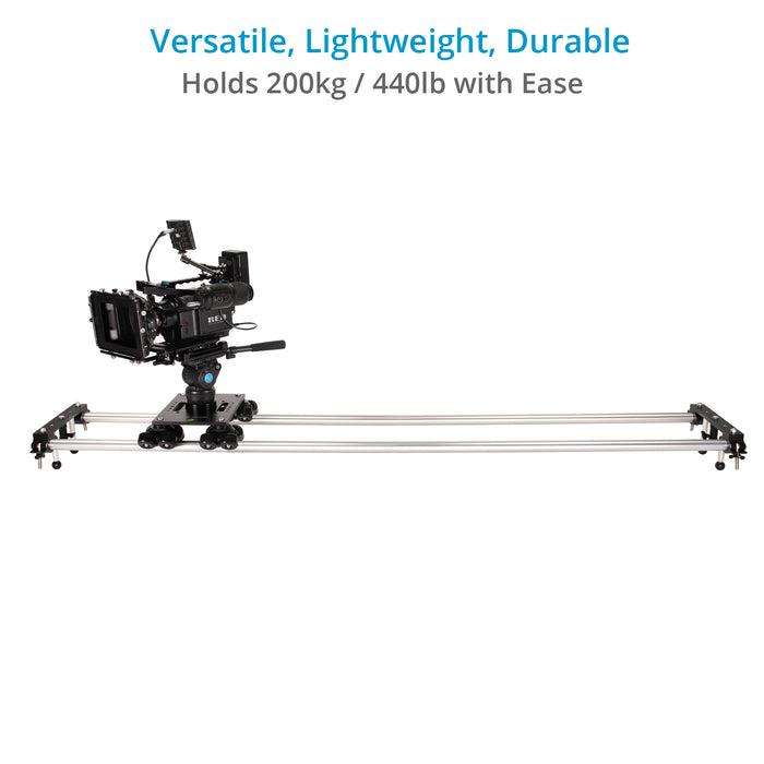 ¬Proaim Polaris Portable Camera Dolly with Universal Track Ends