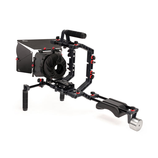 Filmcity FC-02 Shoulder Rig Kit with Matte Box for DSLR Cameras