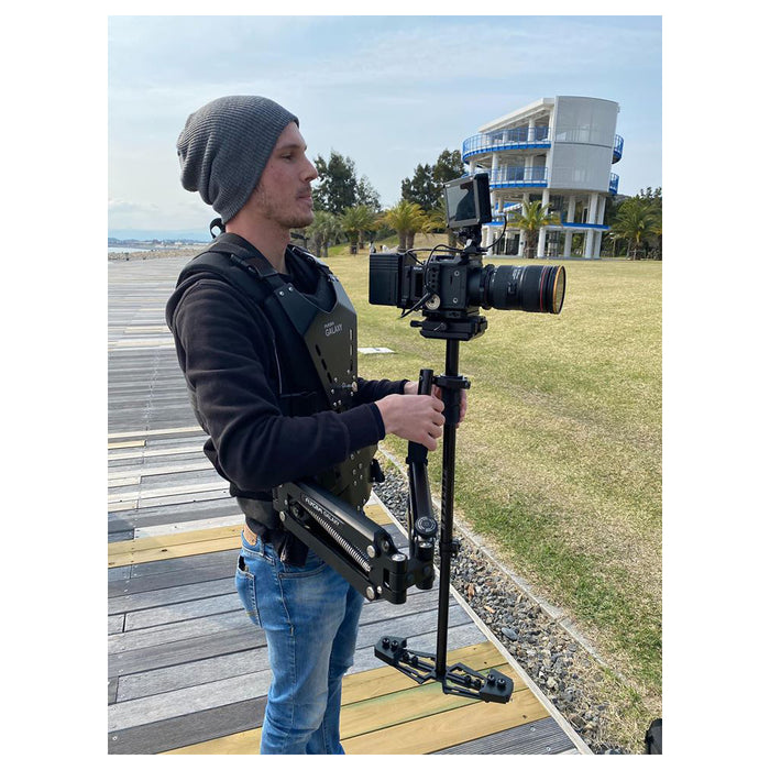 Flycam Galaxy Arm & Vest with Redking Video Camera Stabilizer