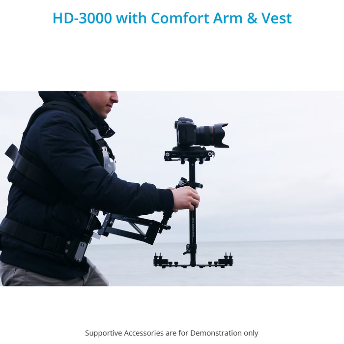 Flycam HD-3000 Handheld Video Stabilizer