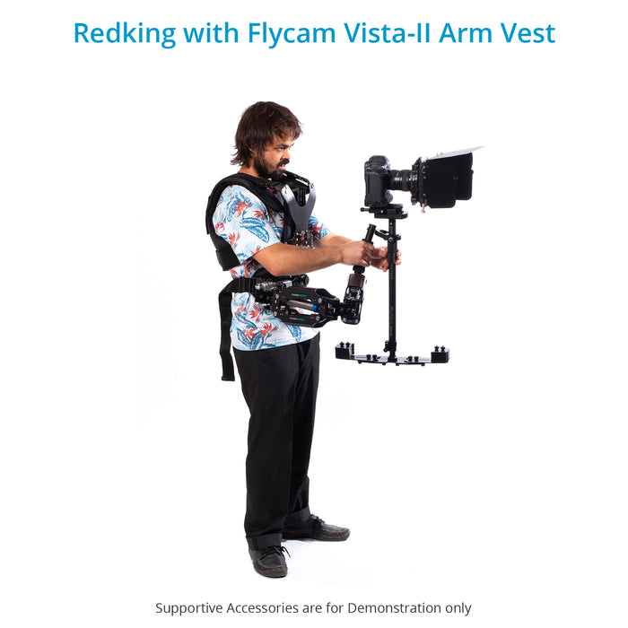 Flycam Redking Handheld Camera Stabilizer for Video & Film Camera