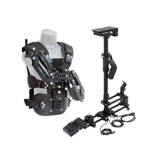 Flycam Zest Power Stabilizer (5-15kg) with Vista-II Arm & Vest