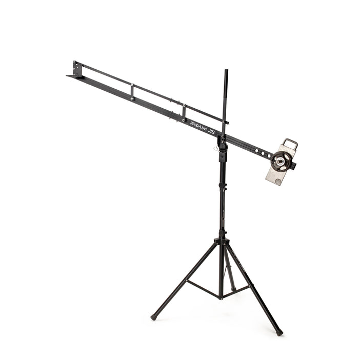 Proaim 9ft Camera Crane Jib with Stand for Gimbals, Pan-Tilt & Fluid Head