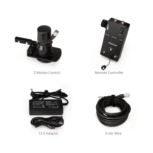 Proaim Motion Control Motorized System for Zeal Camera Slider