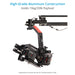 PROAIM Spin-3 (3-Axis) Motorized Pan Tilt Head for Camera Jib Crane, Payload- 15kg/33lb