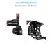 Proaim Jr. Pan Tilt Head for Camera Jib Crane, Payload - 5kg/11lb (PT-JR)