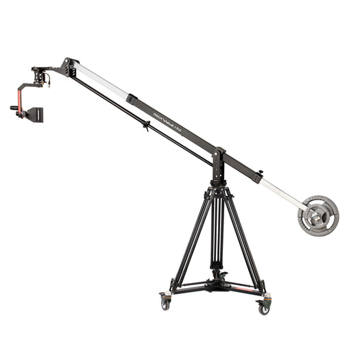 Proaim 10' Wave-2 Camera Jib Crane, Pan Tilt, Dolly Stand | Gimbal Compatible