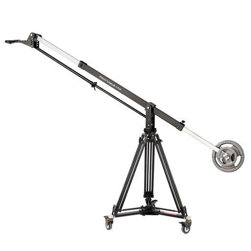 Proaim 10' Wave-2 Jib Crane, Dolly Stand for Camera / Gimbals / Pan Tilt Heads