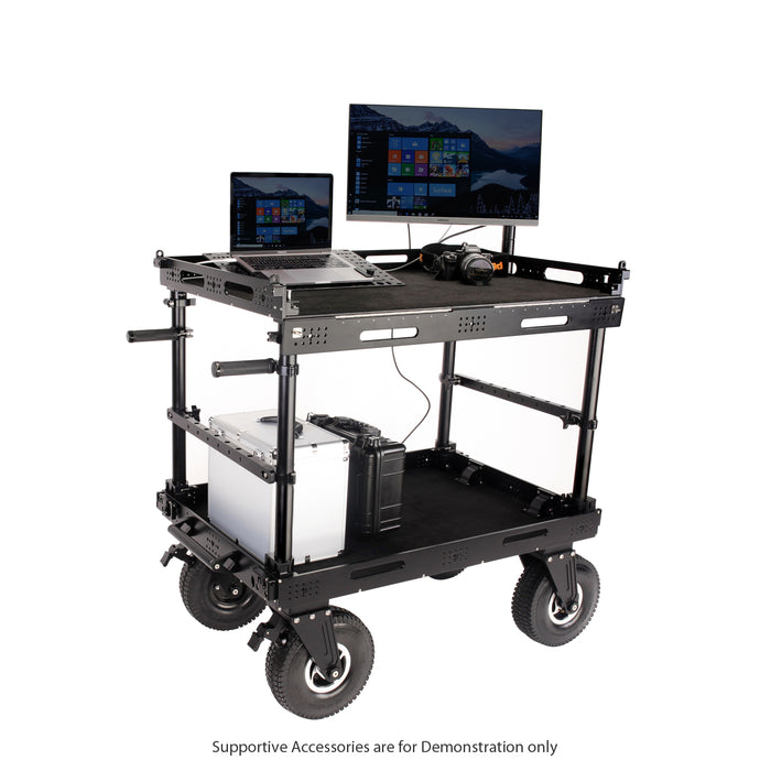 Proaim Atlas V2 Video Production Camera Cart