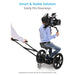 Proaim Falcon Stabilized Camera Rickshaw Support