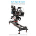 Proaim Flyking Precision Camera Slider (Mitchell Mount) + Flight Case