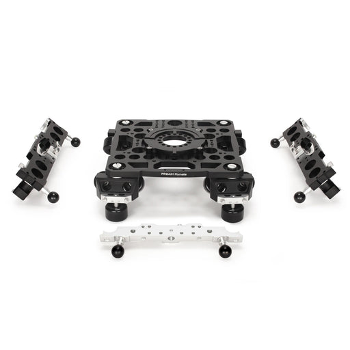 Proaim Flymate Versatile Camera Dolly with Universal Track Ends