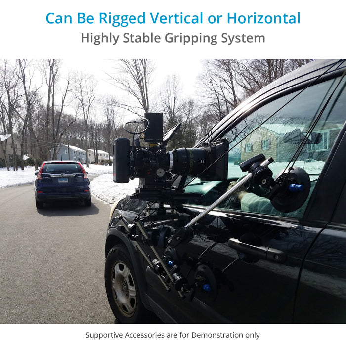 Proaim Megagrip Car/Vehicle Camera Mount
