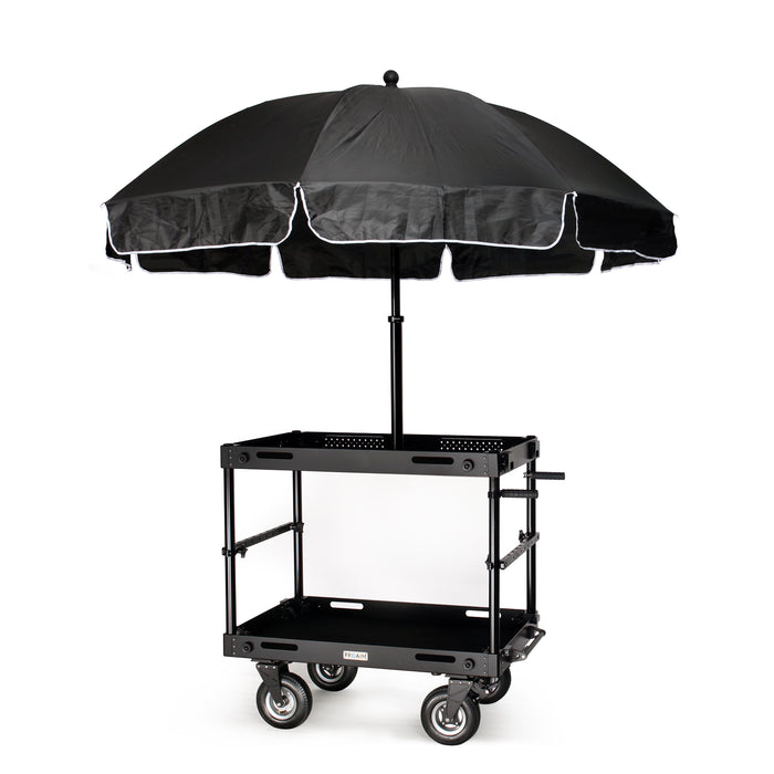 Proaim Umbrella with Holder Stand for Video Production Camera Cart